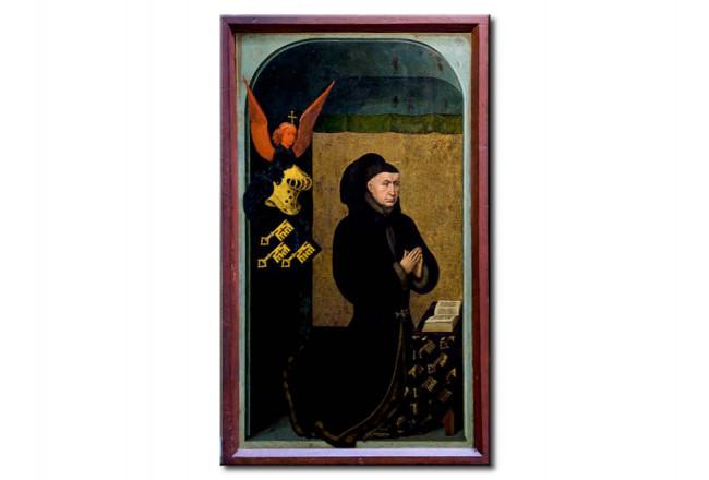 Tableau De Maitre Donor Portrait Of Nicolas Rolin Chancellor Of Burgundy