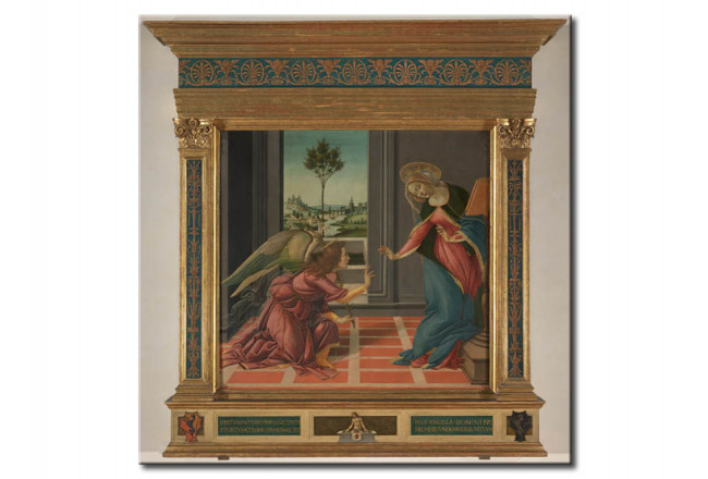 Art Reproduction Annunciation to Mary 51934