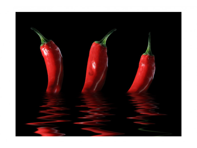Wall Mural Chili pepper 59834 additionalImage 1