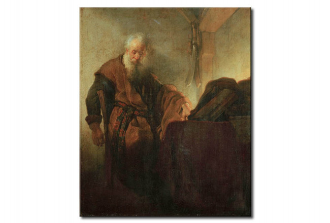 Reprodukcja The Apostle Paul at his Writing-Desk 50844