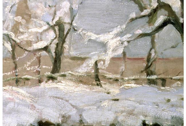 Reproduction De Tableau La Pie Claude Monet Reproductions