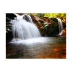 Photo Wallpaper Small Elbe waterfall 60044 additionalThumb 1