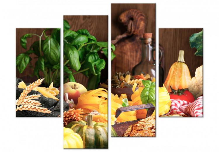 Mediterranean Cuisine (4 Parts)