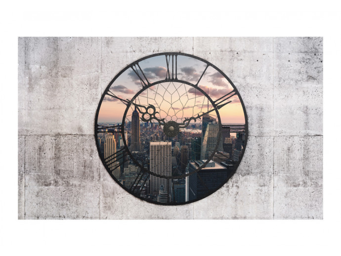 Wall Mural NYC Time Zone 61564 additionalImage 1
