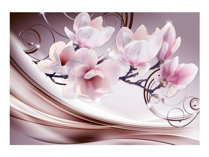 Photo Wallpaper Meet the Magnolias 61915 additionalImage 1