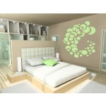 Wallsticker Bubbles 98915 additionalThumb 3