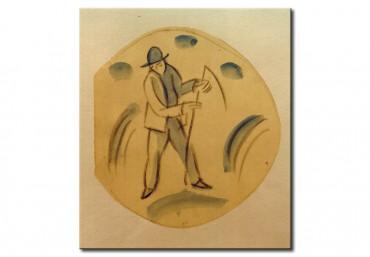 Kunstkopie Die Schnitter - Pierre-Auguste Renoir - Kunstdrucke