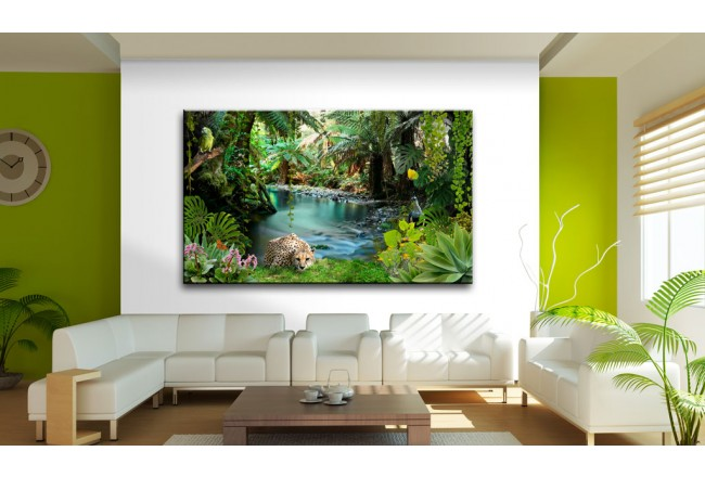 Tableau déco In the jungle 58545 additionalImage 4