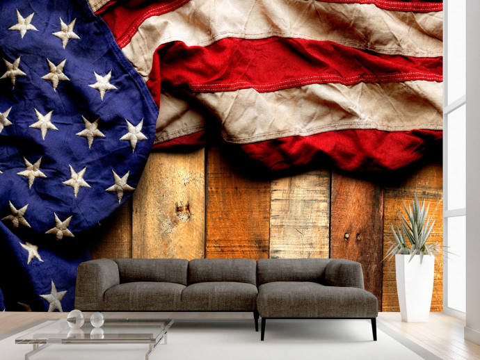 Wall Mural American Style 97955