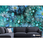 Photo Wallpaper Water Lilies 121965