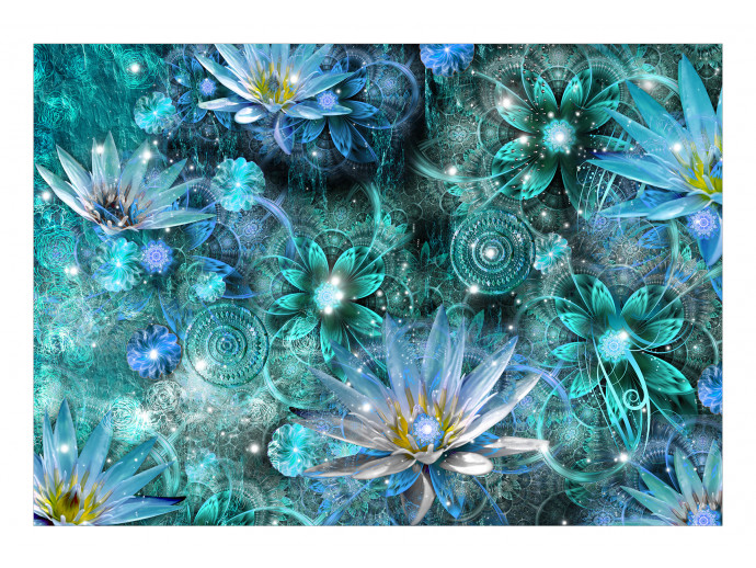 Photo Wallpaper Water Lilies 121965 additionalImage 1