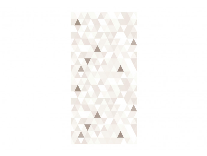 Papel decorado Shimmering Triangles (Beige) 108275 additionalImage 1