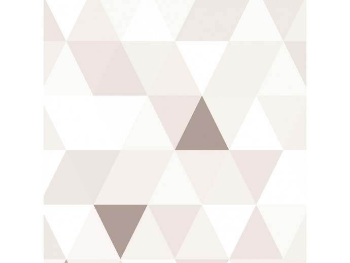 Papel decorado Shimmering Triangles (Beige) 108275 additionalImage 2