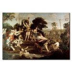 Reproduction Painting Diana's Hunt 109675