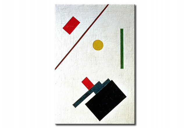 Copia de calidad barata Suprematist Composition 109775