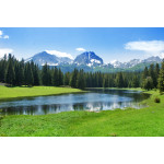 Fotomural a medida National park Durmitor, Montenegro 59975 additionalThumb 1