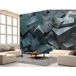 Wall Mural Stone avalanche 60975