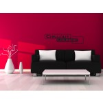 Vinilo pared Chillout lounge 57995 additionalThumb 1