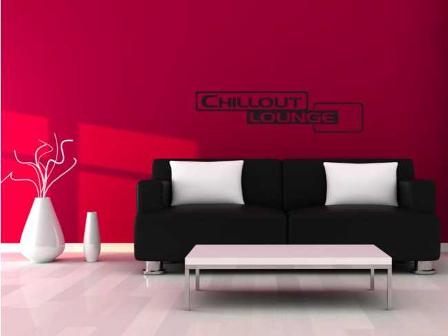 Vinilo pared Chillout lounge 57995 additionalImage 1
