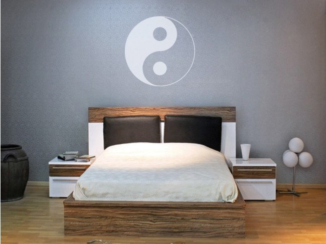 Sticker mural Yin and yang 98695 additionalImage 2