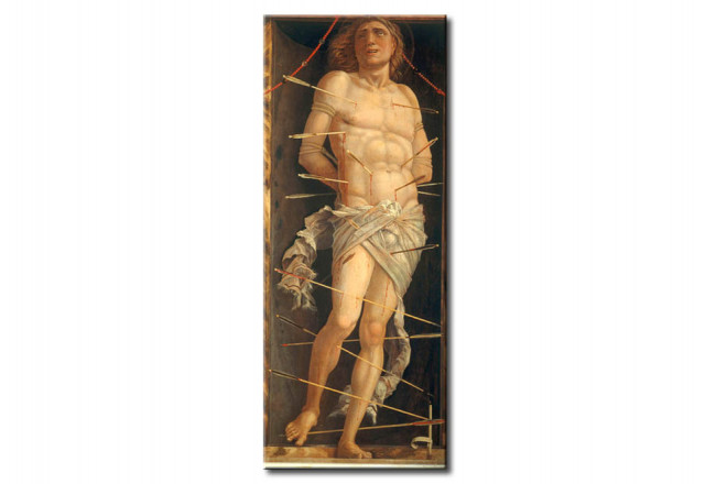 Reproduction de tableau St.Sebastian 113606