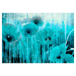 Wall Mural Turquoise madness 60406 additionalThumb 1