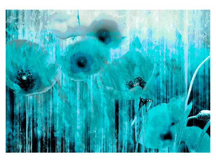 Wall Mural Turquoise madness 60406 additionalImage 1
