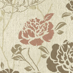 Modern Wallpaper Rose garden 89306 additionalThumb 2