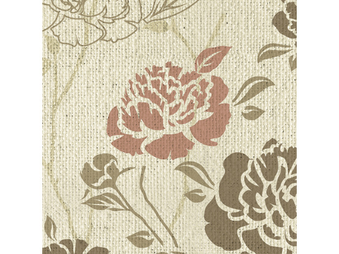 Modern Wallpaper Rose garden 89306 additionalImage 2