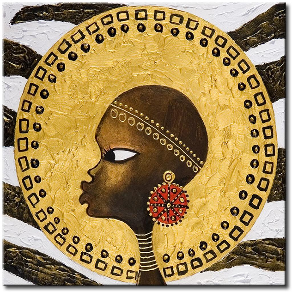 Una mujer africana  XXL
