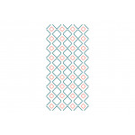 Papel de pared Geometric Embroidery 122336 additionalThumb 1
