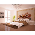 Wall Mural Orchids on the lake shore 60236