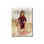 Art Reproduction The Little Fisherwoman (Marthe Berard) 54556