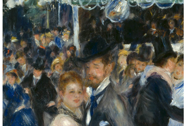 Art Reproduction Ball at the Moulin de la Galette 54566 additionalImage 2
