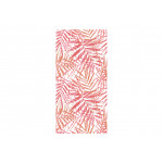 Papier peint design Palm Red 118586 additionalThumb 1