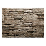 Wall Mural Beautiful Brown Stone 98096 additionalThumb 1
