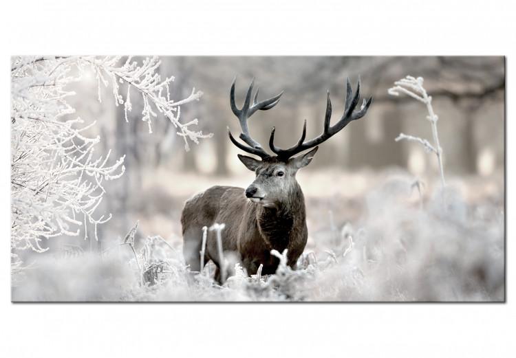 Deer among Trees