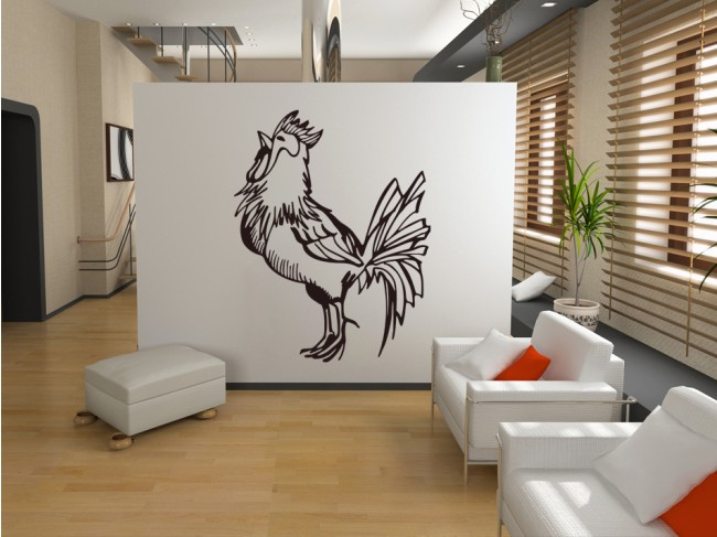 Adhésif mural Rooster 57027 additionalImage 1