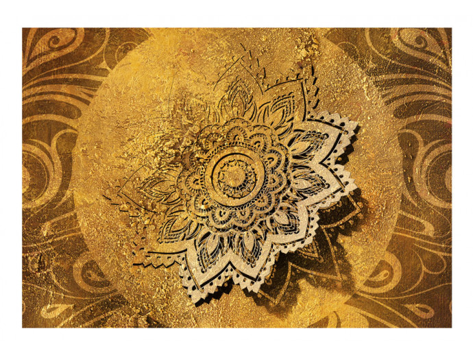 Wall Mural Golden Illumination 91347 additionalImage 1