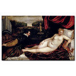 Reproduction Painting Venus and the Organist 50657