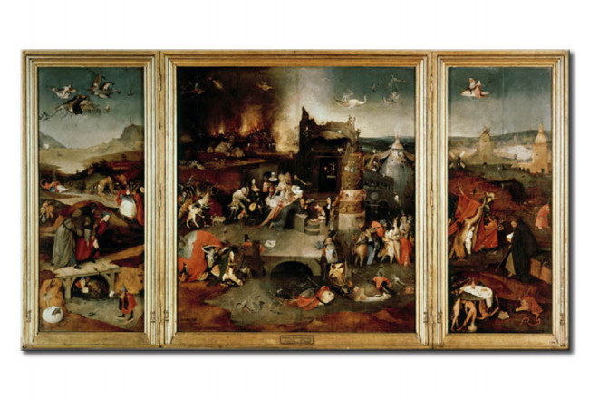 Reproduction Painting The Temptation of St. Antony 51367
