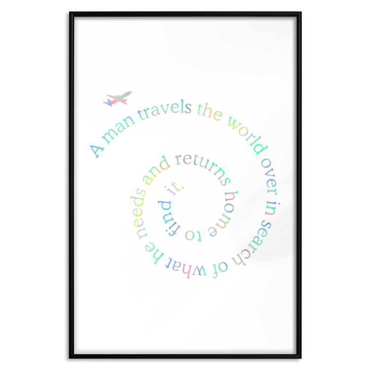 Traveller [Deco Poster - Holographic]