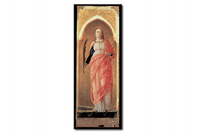 Copie de tableau Saint Justina 111908