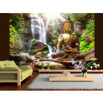 Fotomural decorativo Forest Prayer 89418