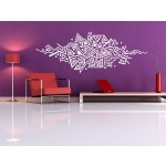 Sticker mural Geometric pattern (retro style) 98818 additionalThumb 2