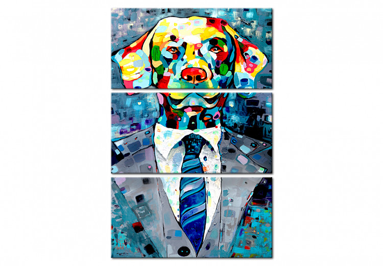Dog in a Suit (3 Parts)