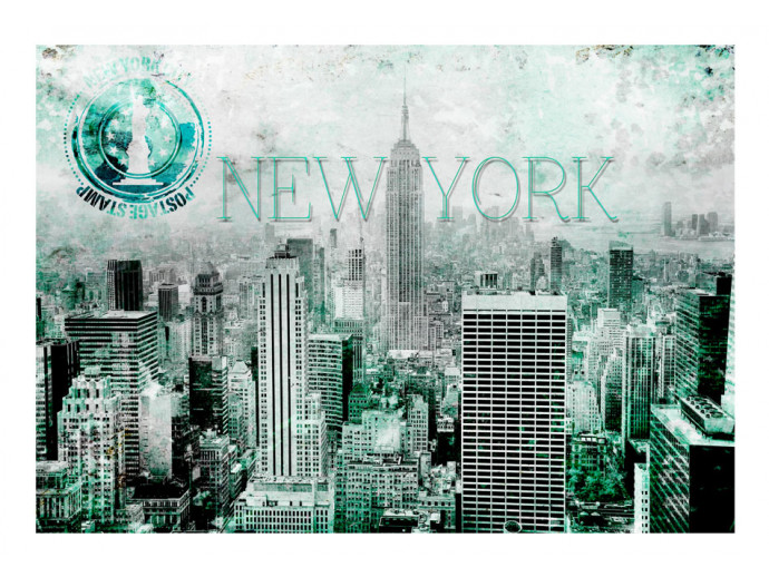 Wall Mural Emerald New York 61528 additionalImage 1