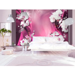 Wall Mural Pink Explosion of Color 61928