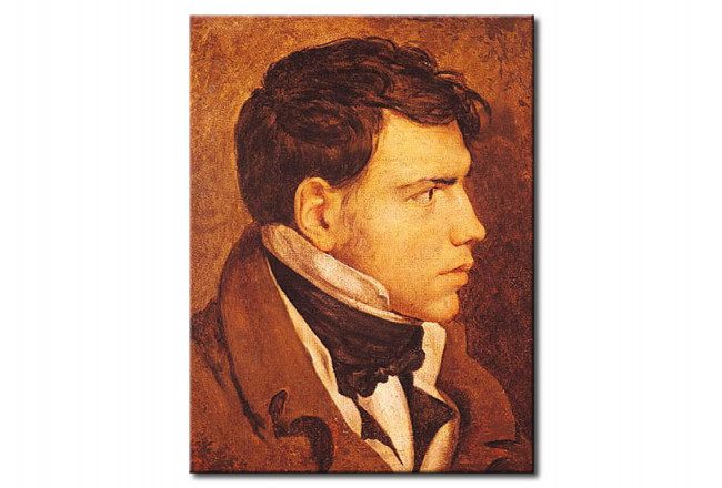 Art Reproduction Portrait of a Young Man 51838