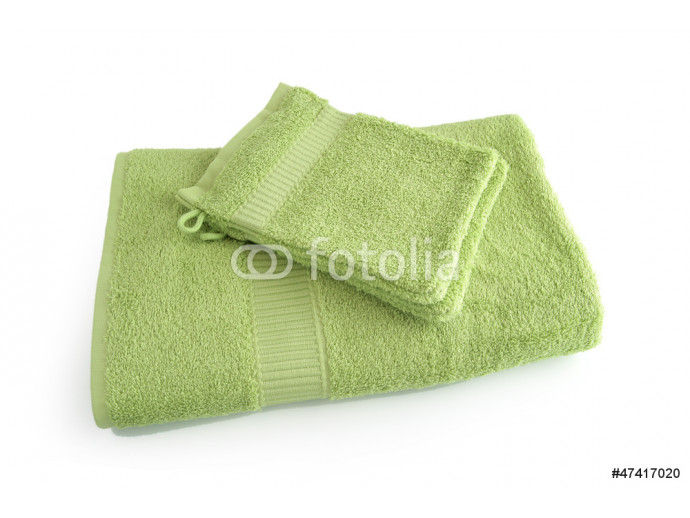 Green towel bale 64238